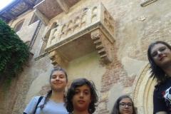 Verona - 2016 - Balconul Julietei